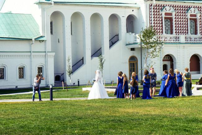 רק אחרי שצברתם ניסיון, תוכלו להתחיל לצלם חתונות