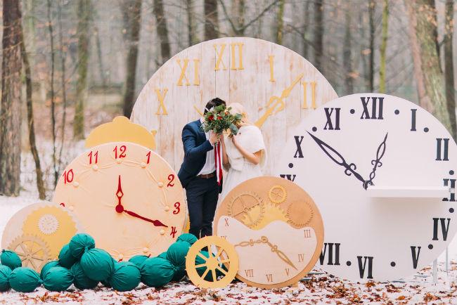 לא משנה מה תעשו, הדרך אל החתונה תמיד תשאר תקופה מיוחדת