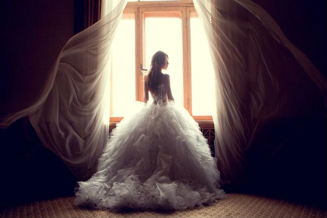 משימה לא פשוטה: לבחור שמלת כלה