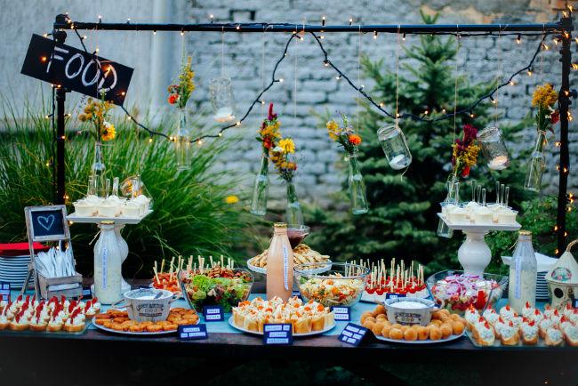 אחד המרכיבים העיקריים שישפיעו על הצלחת האירוע שלכם הוא האוכל