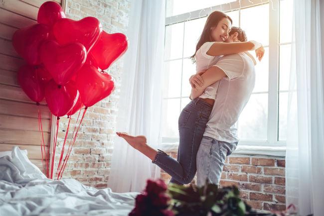 אין יותר רומנטי מזה: הבוקר שאחרי