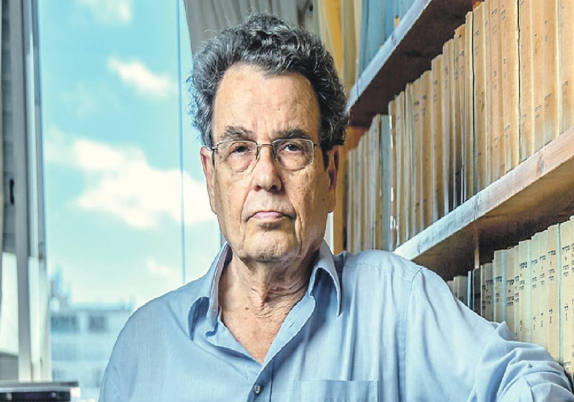 אחרון הדמוקרטים: ראיון מיוחד עם חתן פרס ישראל דניאל פרידמן, 'ישנ
